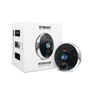 Fibaro Intercom video intercom system Black,White 4 MP