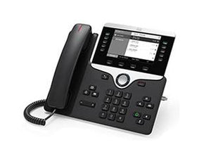 Cisco 8811 IP phone Black LCD