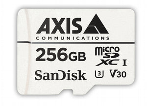 Axis 02021-001 memory card 256 GB MicroSDXC UHS