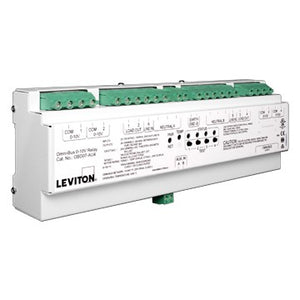 Leviton OMNI-BUS 4 CHANNEL 0-10V DIMMER