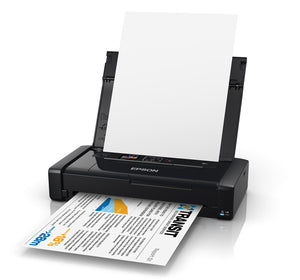 Epson WorkForce WF-100 inkjet printer Colour 5760 x 1440 DPI A4 Wi-Fi