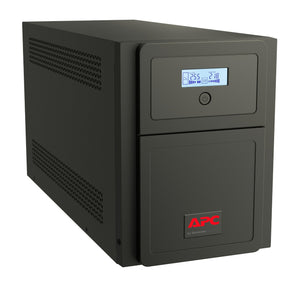 APC Easy UPS SMV uninterruptible power supply (UPS) Line-Interactive 2000 VA 1400 W 6 AC outlet(s)