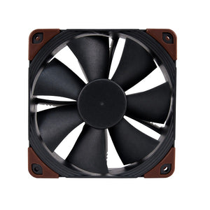 Noctua 120mm NF-F12 industrialPPC-24V-3000 Q100 IP67 PWM Fan (Max 3000RPM)