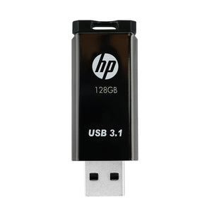 HP x770w USB flash drive 128 GB USB Type-A 3.2 Gen 1 (3.1 Gen 1) Black