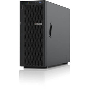 LENOVO ThinkSystem ST550 4U Tower Server, 1 x Intel Xeon Silver 4210,  1x16GB 2Rx8, 8 x 2.5' HS Bay, HW RAI
