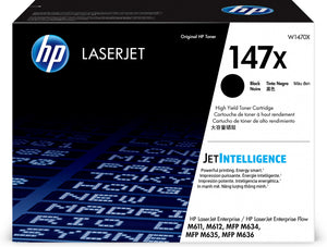 HP LaserJet 147X Original Black 1 pc(s)