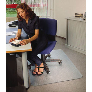 FLOORTEX CHAIRMAT ULTIMAT P/CARB MED RECT 120X150CM