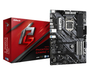 Asrock H470 Phantom Gaming 4 LGA 1200 ATX Intel H470