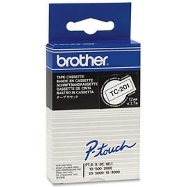 Brother TC-201 label-making tape