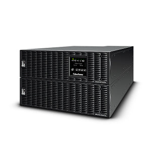 CyberPower OL6000ERT3UP uninterruptible power supply (UPS) Double-conversion (Online) 6000 VA 5400 W 11 AC outlet(s)