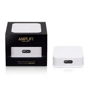 Ubiquiti Networks Instant wireless router Gigabit Ethernet Dual-band (2.4 GHz / 5 GHz) White