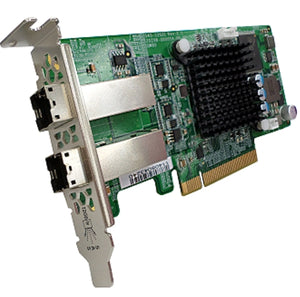 QNAP SAS-12G2E interface cards/adapter Internal