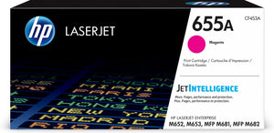 HP 655A toner cartridge 1 pc(s) Original Magenta