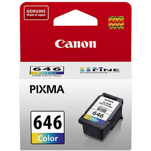 CANON CL646 INK CARTRIDGE COLOUR