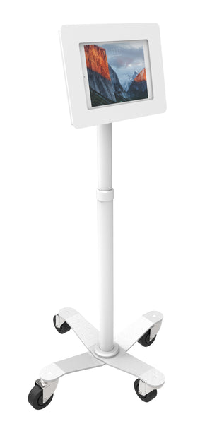 Compulocks Rolling Cart VESA Medical Floor Stand