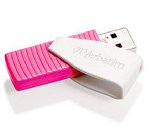 Verbatim Store 'n' Go Swivel 16GB USB flash drive USB Type-A 2.0 Pink