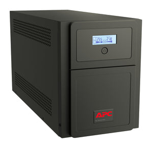 APC Easy UPS SMV uninterruptible power supply (UPS) Line-Interactive 3000 VA 2100 W 6 AC outlet(s)