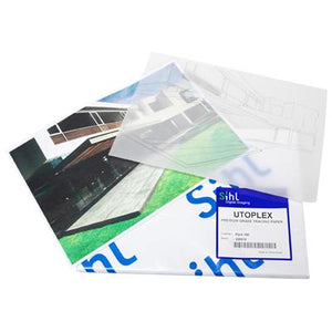 SIHL UTOPLEX TRACING PAPER 110-115GSM A0 PK100