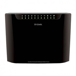D-LINK DSL-2880AL Dual Band Wireless AC1200 Gigabit ADSL2+ Modem Router