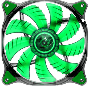 COUGAR Gaming CFD140 Green LED Computer case Fan 14 cm