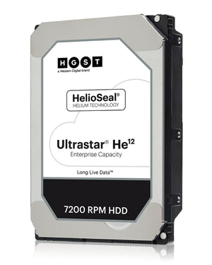 Western Digital Ultrastar He12 3.5 12000 GB SAS