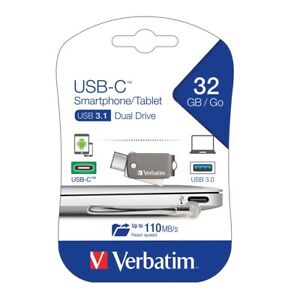 VERBATIM OTG TYPE INCIN 64GB USB 3.0.