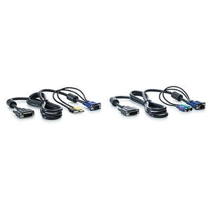 Hewlett Packard Enterprise AF612A KVM cable 1.82 m Black