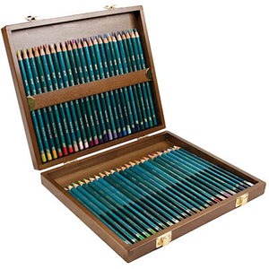 DERWENT ARTIST PENCILS WITH BOX PACK 48