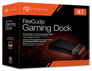 Seagate FireCuda STJF4000400 internal hard drive 4000 GB