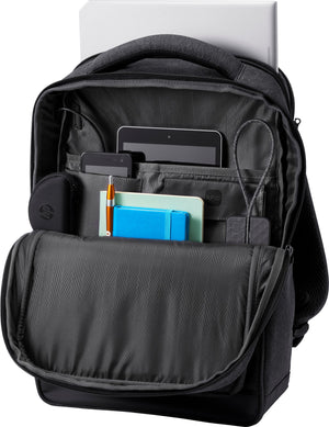 HP Executive 15.6 notebook case 39.6 cm (15.6) Backpack Black
