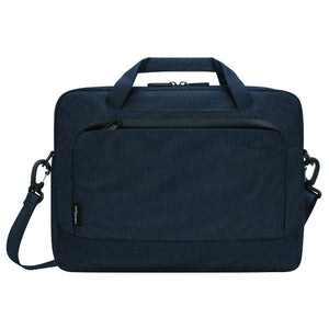 Targus Cypress notebook case 35.6 cm (14) Briefcase Navy