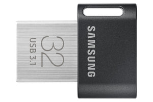 Samsung MUF-32AB USB flash drive 32 GB USB Type-A 3.2 Gen 1 (3.1 Gen 1) Gray, Silver