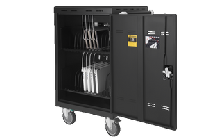 AVerMedia 25Kg+ Freight Rate-32 bays, tablets, laptops & Chromebooks Charge Cart