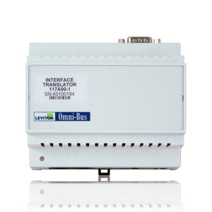Leviton OMNI-BUS INTERFACE TRANSLATOR DIN RAIL