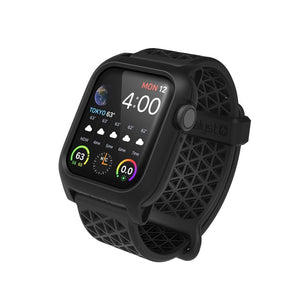 CATALYST Impact Protection Case for Apple Watch Series 4, 40mm - Stealth Black