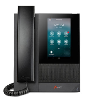 POLY CCX 400 IP phone Black IPS