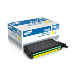 Samsung CLT-Y508L toner cartridge Original yellow 1 pc(s)