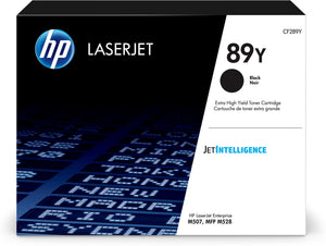 HP 89Y toner cartridge 1 pc(s) Original Black