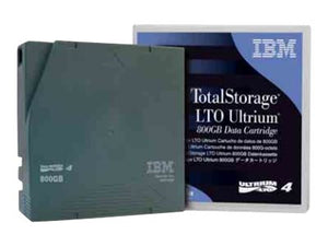 IBM BUY 5 x IBM LTO4-800GB/1.6TB GET A BONUS CLEANING CARTRIDGE (35L2086) *Whilst stocks last
