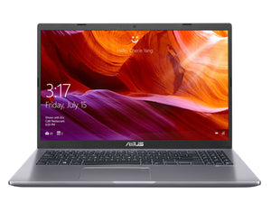 ASUS D509DA-BR208T notebook Gray 39.6 cm (15.6) 1366 x 768 pixels AMD Ryzen 5 8 GB DDR4-SDRAM 512 GB SSD Wi-Fi 5 (802.11ac) Windows 10 Home