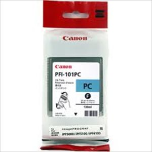 Canon PHOTO CYAN INK TANK CARTRIDGE 130 ML FOR IPF6100, 6000S, 5100, 5000