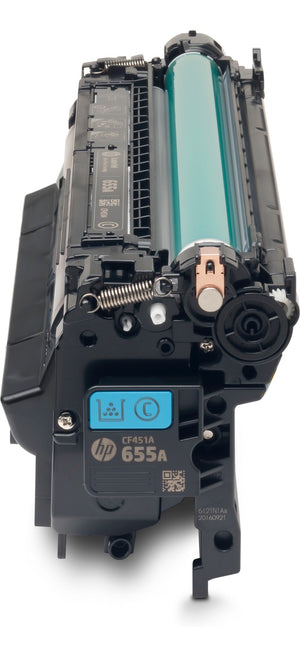 HP 655A Original Cyan 1 pc(s)