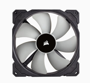 Corsair ML140 Computer case Fan 14 cm 1 pc(s) Black, Grey