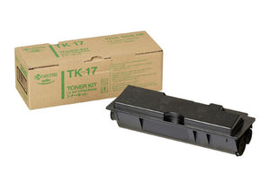 KYOCERA TK-17 Original Black 1 pc(s)