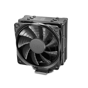 DeepCool GAMMAXX GTE V2 Processor Cooler 12 cm 1 pc(s) Black