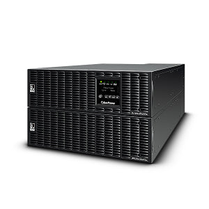 CyberPower OL10000ERT3UP uninterruptible power supply (UPS) Double-conversion (Online) 10000 VA 9000 W 11 AC outlet(s)