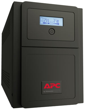 APC Easy UPS SMV uninterruptible power supply (UPS) Line-Interactive 1500 VA 1050 W 6 AC outlet(s)