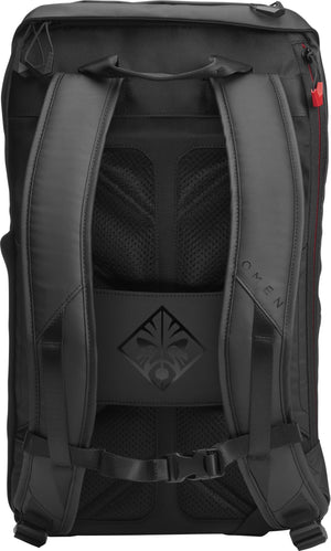 HP OMEN Transceptor notebook case 39.6 cm (15.6) Backpack Black