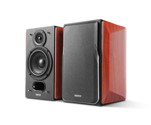 Edifier P17 loudspeaker Black, Wood Wired 20 W
