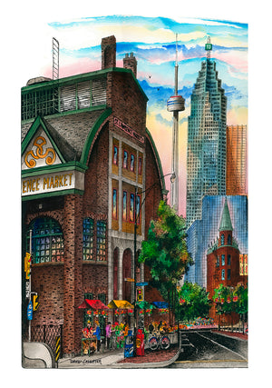 Toronto Artist David Crighton:Notes in the Night:Toronto Jazz Clubs 1946-2010